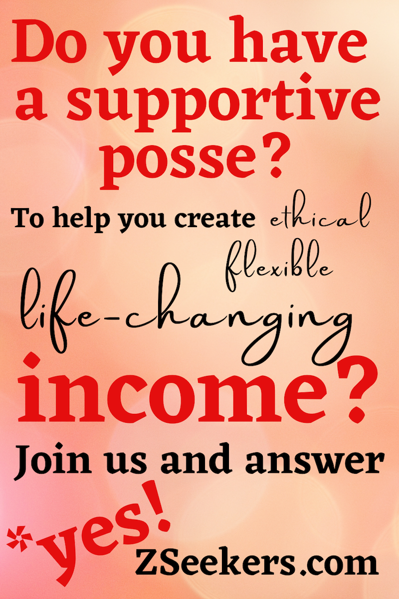 have you got a supportive posse?
