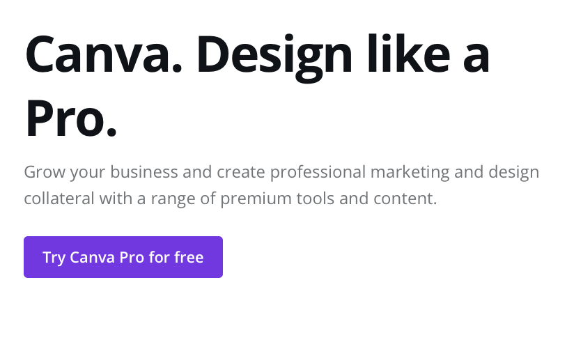 Beautiful Design Templates, Tools to Boost Your Workflow, No Surprises. Try It Free Today!